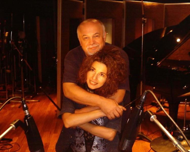 Con Ellade Bandini